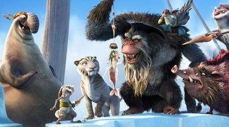 """""""Ice Age 4: La formación de los continentes"""": Solidaridad resquebrajada"""