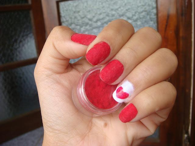 Nail peluche..o uñas de terciopelo