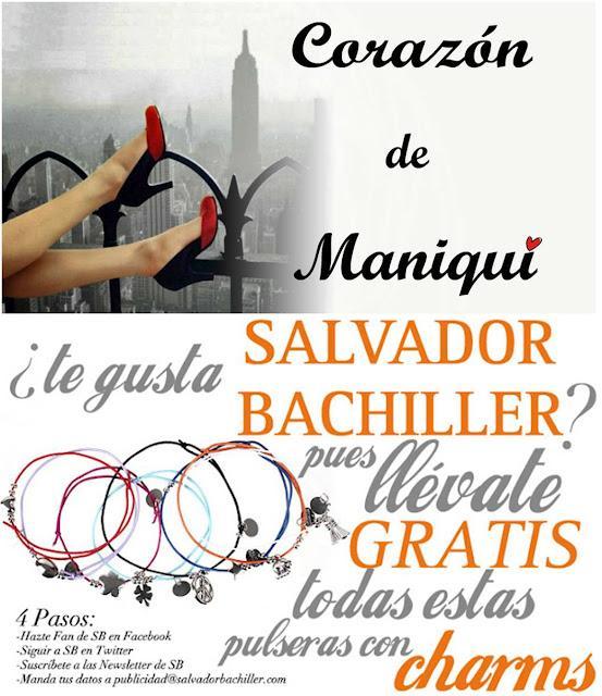 Salvador Bachiller + Corazón de Maniqui