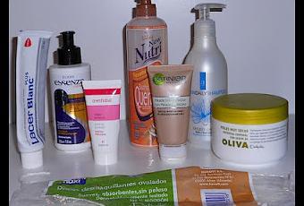 Mis productos terminados de junio 2012 paperblog - Alisado keratina en casa mercadona ...