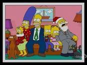 Postales Simpsons través años