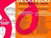 """""""concierto velas"""" noche romántica pedraza"""