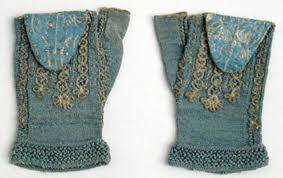 Quebrá la monotonía de tus guantes con... ¡bordados!