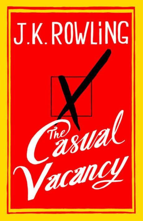 Portada de The Casual Vacancy de J. K. Rowling