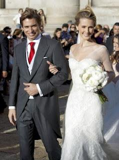 Boda Carlos Baute y Astrid Klisans
