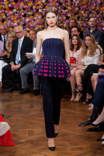 Christian Dior Alta Costura después de Galliano. Llegó Raf Simons