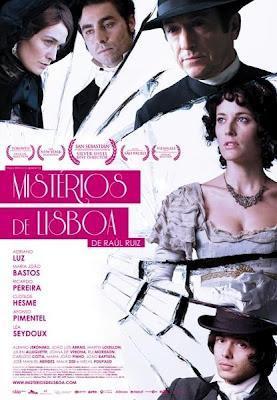 Crítica cinematográfica: Misterios de Lisboa
