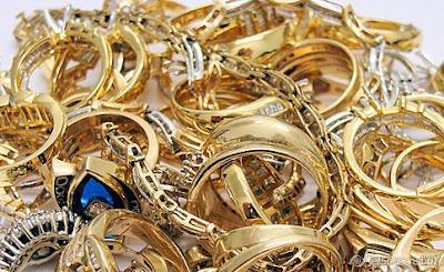 Como limpiar joyas sin gastar dinero paperblog - Limpiar oro en casa ...