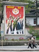 El puente de no retorno. Corea del Norte