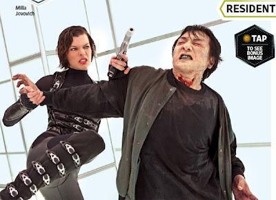 Resident Evil: Venganza nuevas imágenes