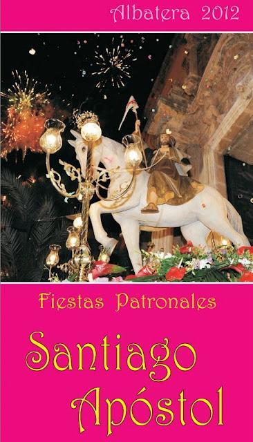 Fiestas de Santiago, San Jaime o Sant Jaume 2012 en la Provincia de Alicante