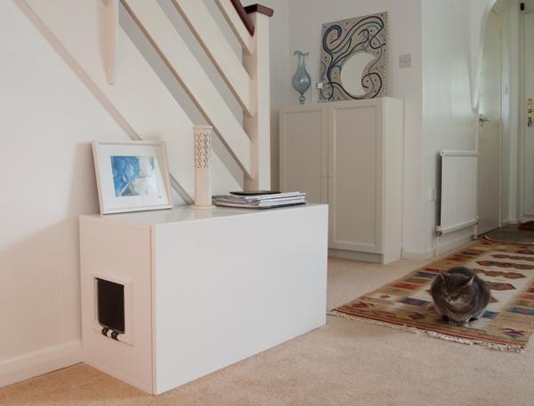 Muebles de ikea para mascotas paperblog - Meuble litiere chat ikea ...