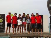 Subcampeona Travesía Iron People Beach