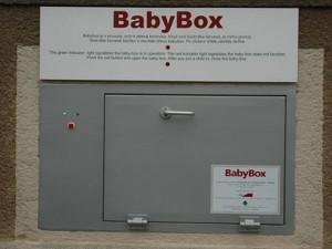 Buzones inteligentes para abandonar bebés