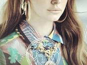 Lana para Versace (making