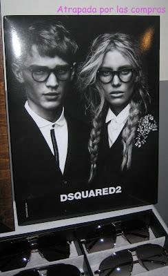 TOM FORD & DSQUARED2 BY CARRERA OPTICA
