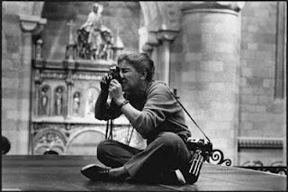 Inge Morath y algunas de sus fantásticas imágenes