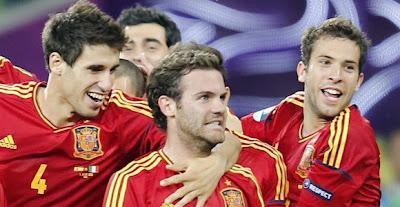 Juegos Olímpicos 2012: ¿Llevar o no a los que jugaron la Euro 2012?
