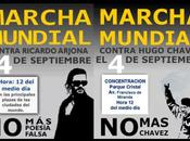 estupidez: convocan marcha mundial contra Ricardo Arjona