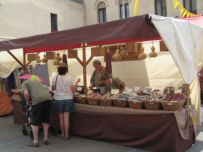 Vilazari: Mercado medieval de Vilassar de Dalt