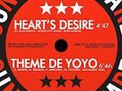 Sunlightsquare's Heart's Desire Theme Yoyo vinyl PROMO deseo corazón Sunlightsquare Tema vinilo PROMO)