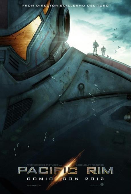 Imágenes y pósters de Shanghai, El Hobbit, Pacific Rim, Mad Max 4, Caught in Flight, All Is By My Side, Resident Evil, Iron Man 3 y más