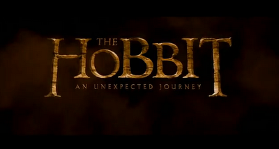 The Hobbit : An Unexpected Journey / El hobbit : Un viaje inesperado.