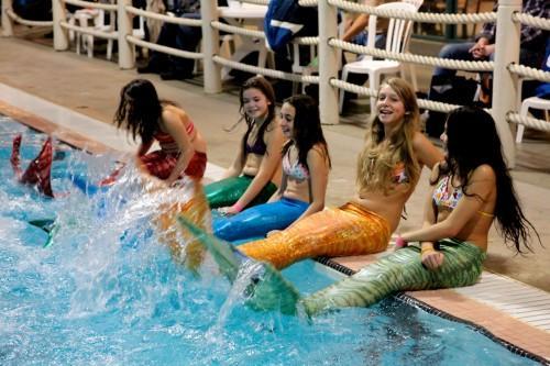 Sirenas 500x333 3 Fins: Sirenas a la vista