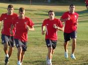 Partidos Pretemporada Sevilla previos temporada 2012/2013.