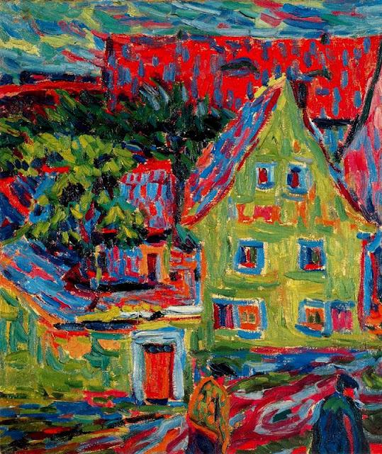 ernest kirchners streetwalkers paper News article: german  including works on paper,  the ludwig and rosy fischer collection takes us back about 100 years in time when ernst ludwig kirchner (1880.