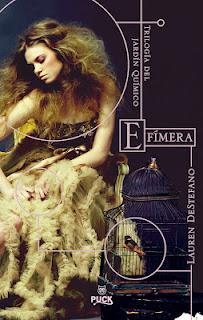 Novedades Junio 2012: Efímera