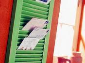 contraventana para organizar correo