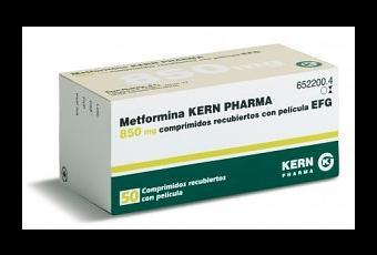 La validez de la metformina más insulina para la diabetes