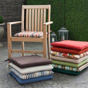 Renovar los muebles de exterior con cojines paperblog - Cojines sillas terraza ...