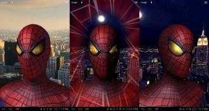 The Amazing Spider-Man 3D Live Wallpaper disponible para Android
