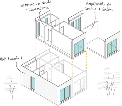 Aplihora modular la nueva arquitectura modular de hormig n paperblog - Construccion modular hormigon ...