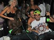 Balotelli vacaciones Saint Tropez