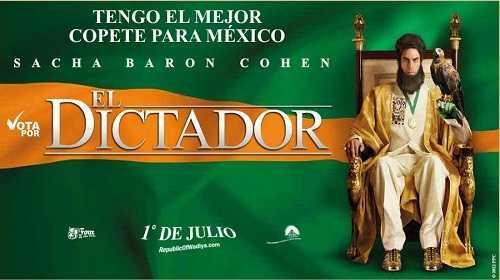 Crítica El Dictador