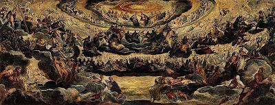 El Paraíso, 1588 - 1592, de Tintoretto