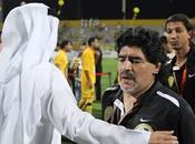 Amando Maradona: Wasl terminó Diego twitter