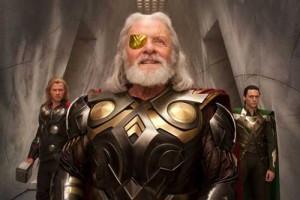 Odín y Jane Foster compartirán escenas en Thor 2
