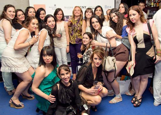 Beauty party jard n azul paperblog for Jardin azul canal 9