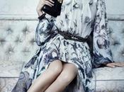 Kate Moss para Salvatore Ferragamo