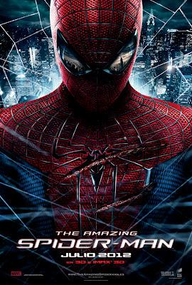 Crítica cinematográfica: The Amazing Spiderman