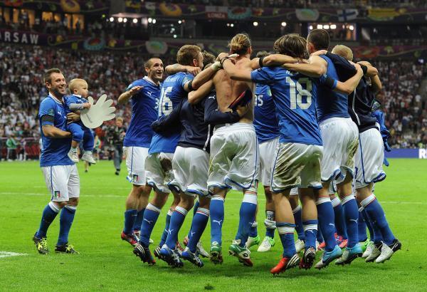 Italia: Un equipo que sorprendió al mundo entero
