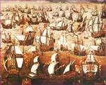 Grande Felicísima Armada' (1588). Inicio