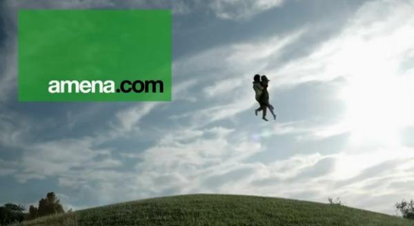 Amena vuelve con un spot que sólo se podrá ver online