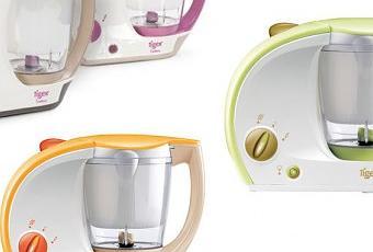 Robot de cocina beb gourmet paperblog - Robot cocina ninos ...