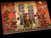 premiado libro ilustrado: fantastic flying books Morris Lessmore