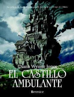 'El castillo ambulante', de Diana Wynne Jones